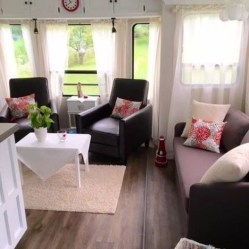 Latest Rv Hacks Makeover Table Ideas On A Budget 35