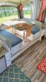 Latest Rv Hacks Makeover Table Ideas On A Budget 44