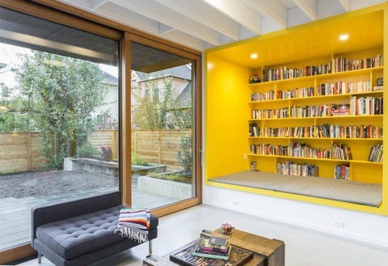 Modern Vibrant Rooms Reading Ideas 16