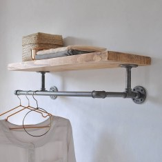 Stunning Clothes Rail Designs Ideas 26
