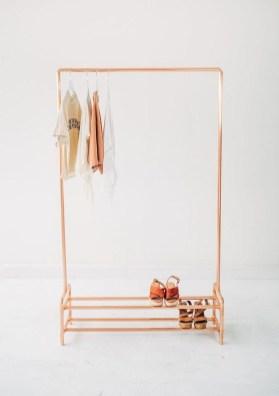 Stunning Clothes Rail Designs Ideas 39