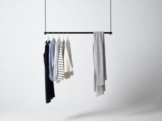 Stunning Clothes Rail Designs Ideas 42