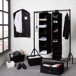Stunning Clothes Rail Designs Ideas 46