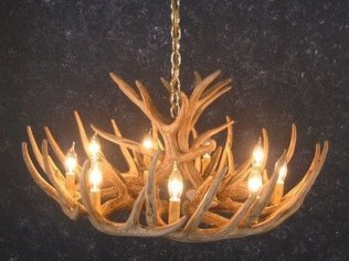 Attractive Diy Chandelier Designs Ideas 13