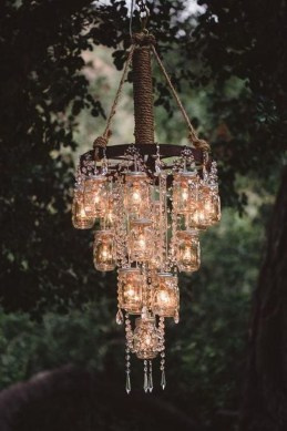 Attractive Diy Chandelier Designs Ideas 45