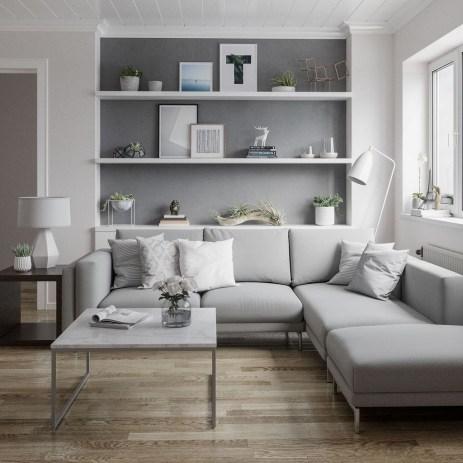 Charming Living Room Design Ideas 16