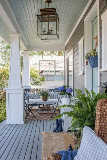 Comfy Porch Design Ideas For Backyard 07
