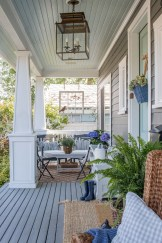 Comfy Porch Design Ideas For Backyard 34