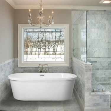 Elegant Bathtub Design Ideas 18