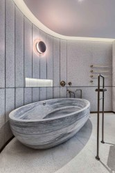 Elegant Bathtub Design Ideas 25