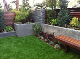 Gorgeous Front Yard Retaining Wall Ideas For Front House 02