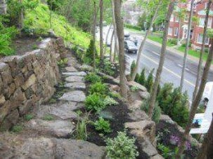 Gorgeous Front Yard Retaining Wall Ideas For Front House 20