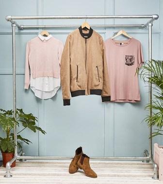 Stunning Clothes Rail Designs Ideas 23