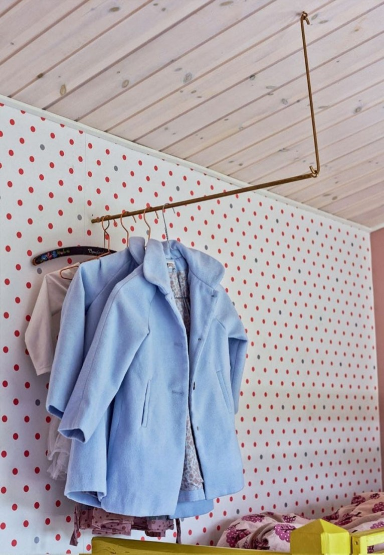 Stunning Clothes Rail Designs Ideas 48