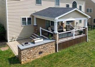 Unique Backyard Porch Design Ideas Ideas For Garden 20