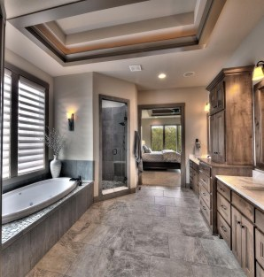Unusual Master Bathroom Remodel Ideas 40