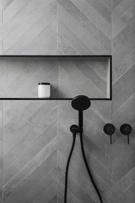 Awesome Bathroom Shower Ideas For Tiny House 41