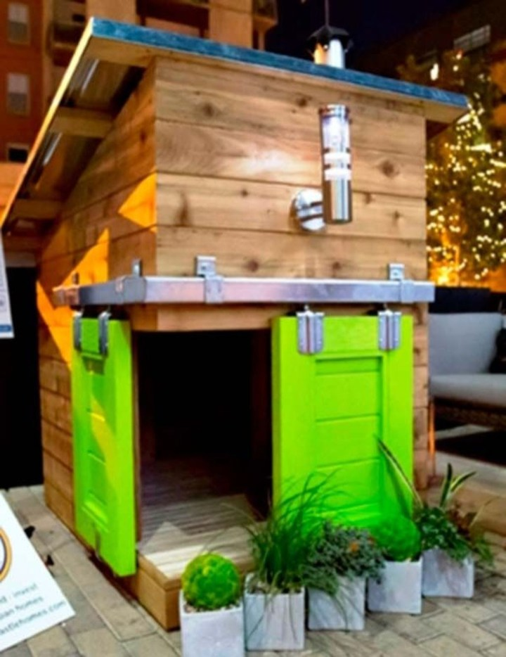 Comfy Diy Backyard Projects Ideas For Your Pets 01