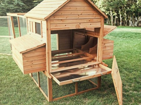 Comfy Diy Backyard Projects Ideas For Your Pets 14