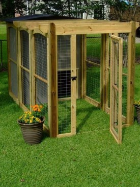 Comfy Diy Backyard Projects Ideas For Your Pets 49