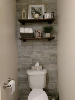 Newest Guest Bathroom Decor Ideas 34