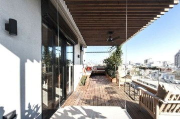 Stunning Roof Terrace Decorating Ideas That You Should Try 33
