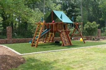 Captivating Treehouse Ideas For Children Playground 04