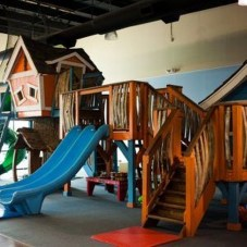 Captivating Treehouse Ideas For Children Playground 05