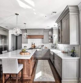 Enchanting Farmhouse Kitchen Decor Ideas To Try Nowaday 31