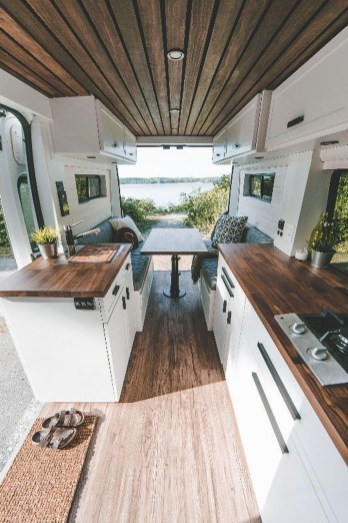 Extraordinary Interior Rv Living Ideas To Try Now 14