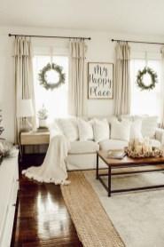 Fancy Farmhouse Living Room Decor Ideas To Try 04