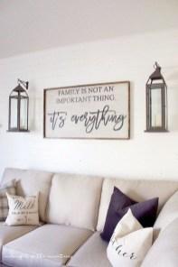 Fancy Farmhouse Living Room Decor Ideas To Try 40