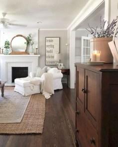 Fancy Farmhouse Living Room Decor Ideas To Try 44