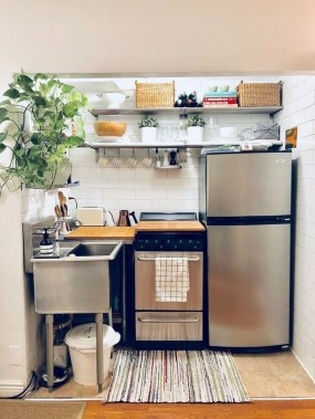 Minimalist Small Space Home Décor Ideas To Inspire You 06