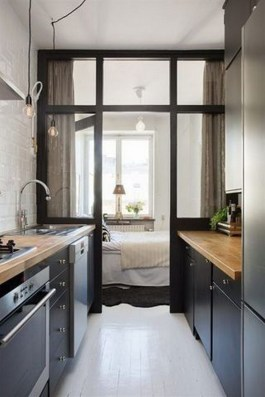 Minimalist Small Space Home Décor Ideas To Inspire You 46