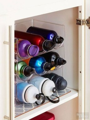 Perfect Storage Ideas For Your Apartment Decoration 34