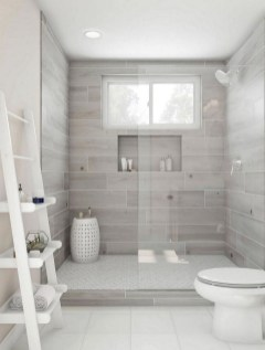 Relaxing Master Bathroom Shower Remodel Ideas 14