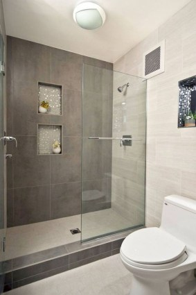 Relaxing Master Bathroom Shower Remodel Ideas 27