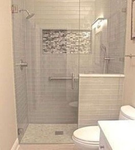 Relaxing Master Bathroom Shower Remodel Ideas 31