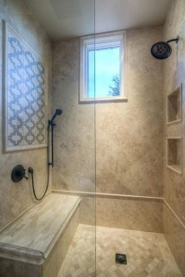 Relaxing Master Bathroom Shower Remodel Ideas 52
