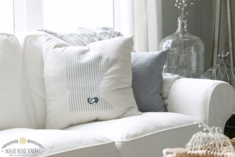 Rustic Pillows Decoration Ideas For Home 27