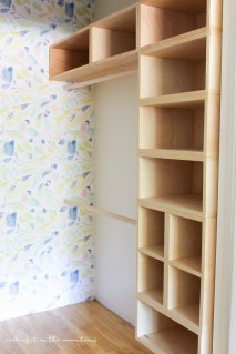 Simple Custom Closet Design Ideas For Your Home 30