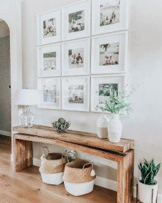 Superb Farmhouse Wall Decor Ideas For You 24