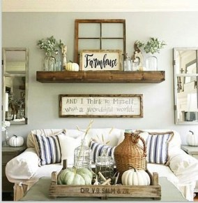 Superb Farmhouse Wall Decor Ideas For You 33