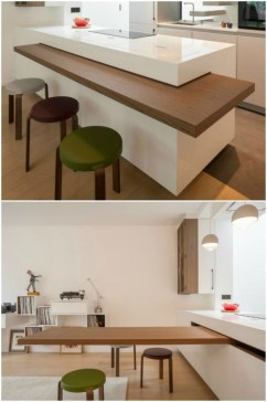 Trendy Dining Table Design Ideas That Looks Amazing 25