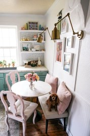 Trendy Dining Table Design Ideas That Looks Amazing 45