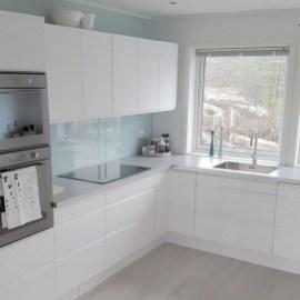 Unusual White Kitchen Design Ideas To Try 12