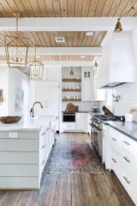 Unusual White Kitchen Design Ideas To Try 20