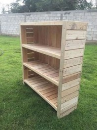 Casual Diy Pallet Furniture Ideas You Can Build By Yourself 29