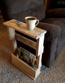 Casual Diy Pallet Furniture Ideas You Can Build By Yourself 39